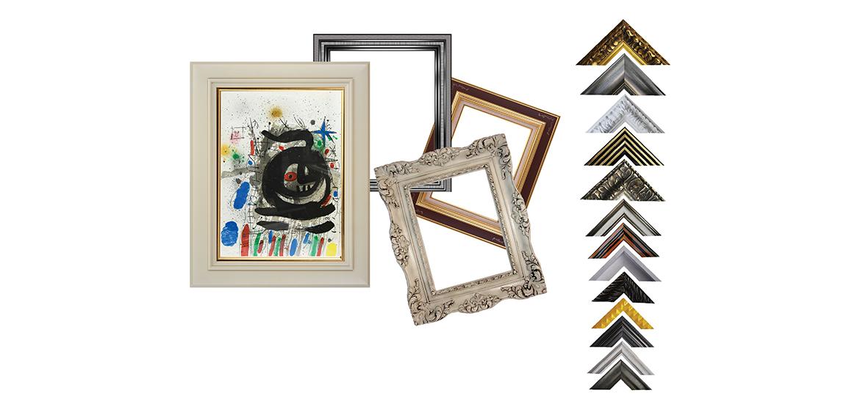 Pro Art Gallery - Framing