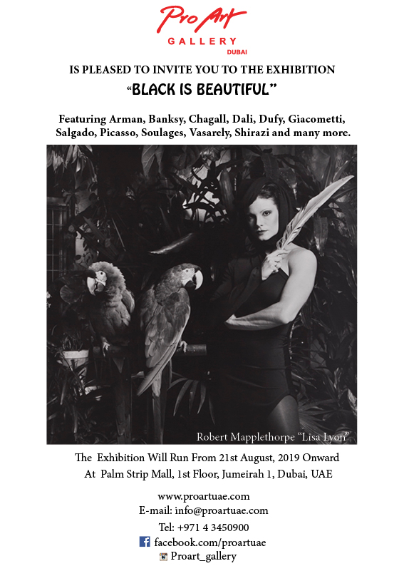 """BLACK IS BEAUTIFUL"""